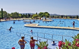 Spania - Camping Castell Montgrí