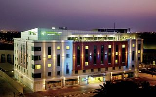 Emiratele Arabe Unite - Holiday Inn Express Safa