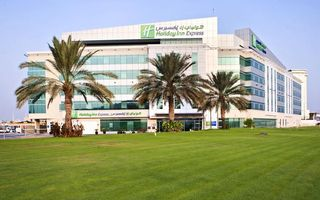 Emiratele Arabe Unite - Holiday Inn Express Dubai