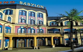 Czechy - Wellness Hotel Babylon