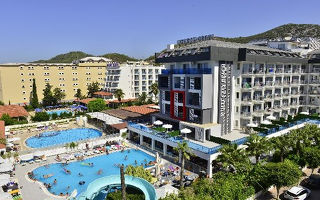 Turcia - WHITE CITY BEACH HOTEL