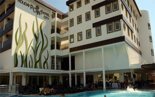 Turcia - HOLIDAY CITY HOTEL