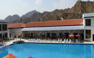 Emiraty Arabskie - Mirage Bab Al Bahr Hotel & Resort