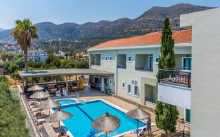 Grecia - Dias Hotel and Apartments