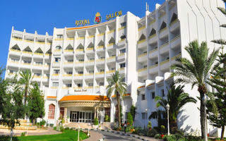 Tunisia - Hotel Marhaba Royal Salem