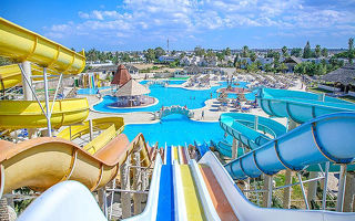 Tunezja - MAGIC HOTEL CARIBBEAN WORLD MONASTIR