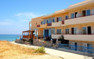 Grecia - DANAOS BEACH APARTMENTS 3 *