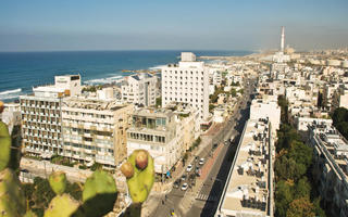 Izrael - City Break Izrael - hotel Grand Beach