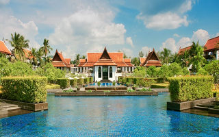 Tajlandia - JW Marriott Khao Lak Resort & Spa