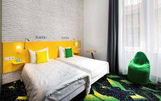 Węgry - Hotel Ibis Styles Budapest Center 3*