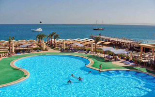 Egipt - SPHINX AQUAPARK BEACH RESORT