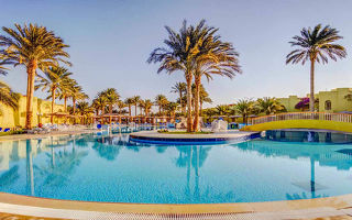 Egipt - PALM BEACH RESORT HURGHADA & SPA