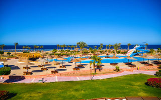 Egipt - NADA BEACH RESORT MARSA ALAM