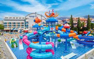 Turcja - BLUE WAVE SUITE HOTEL