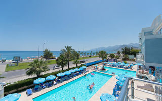 Turcja - SEA LIFE FAMILY RESORT HOTEL