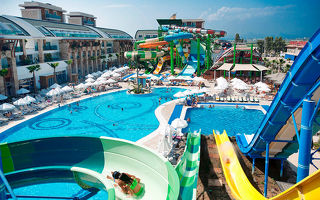 Turcja - CRYSTAL WATERWORLD RESORT & SPA
