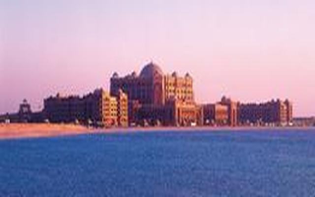 Emiraty Arabskie - Emirates Palace