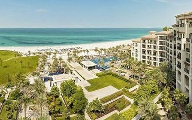 Emiraty Arabskie - The St. Regis Saadiyat Is