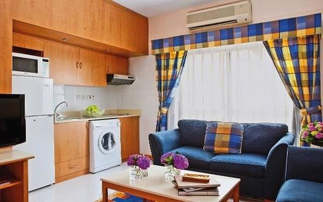Emiraty Arabskie - Golden Sands Apartments