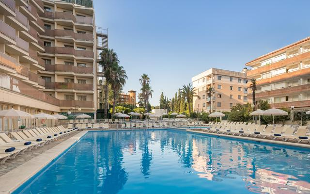 Hiszpania - H-TOP Royal Beach (Lloret de Mar)