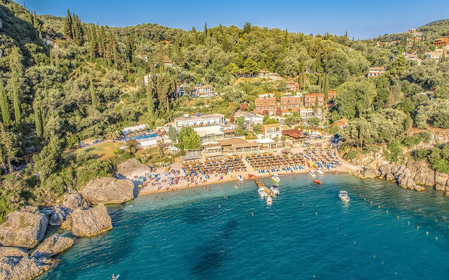Grecja - Hotel Blue Princess Beach