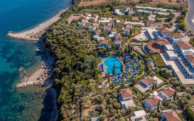 Grecja - Hotel Sunrise Village Beach