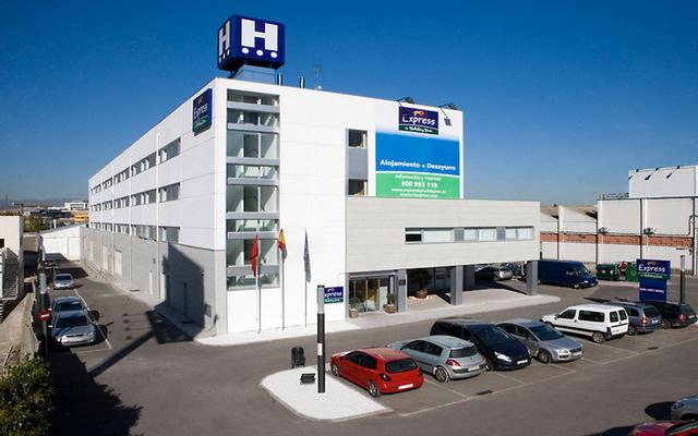 Hiszpania - Holiday Inn Express Madrid - Alcobendas