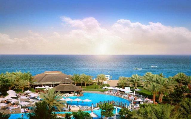 Emiraty Arabskie - Fujairah Rotana Resort And Spa