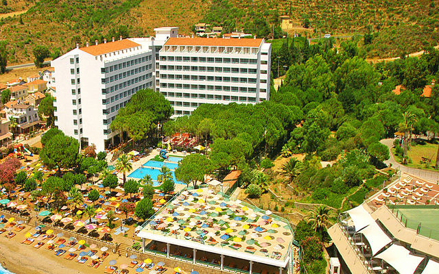 Turcja - Hotel Club Grand Efe