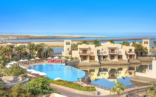 Emiraty Arabskie - The Cove Rotana Resort