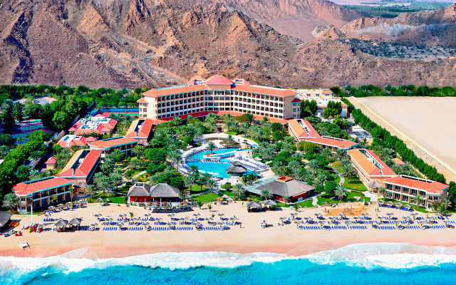Emiraty Arabskie - Fujairah Rotana Resort & Spa