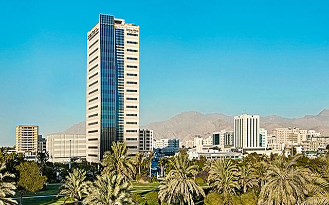 Emiraty Arabskie - Double Tree by Hilton Ras Al Khaimah