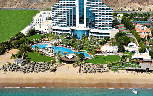 Emiraty Arabskie - Le Meridien Al Aqah Beach Resort