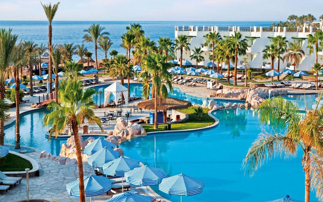 Egipt - Hilton Sharm Waterfalls Resort