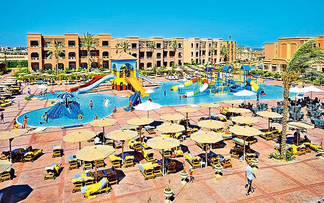Egipt - Charmillion Club Aqua Park