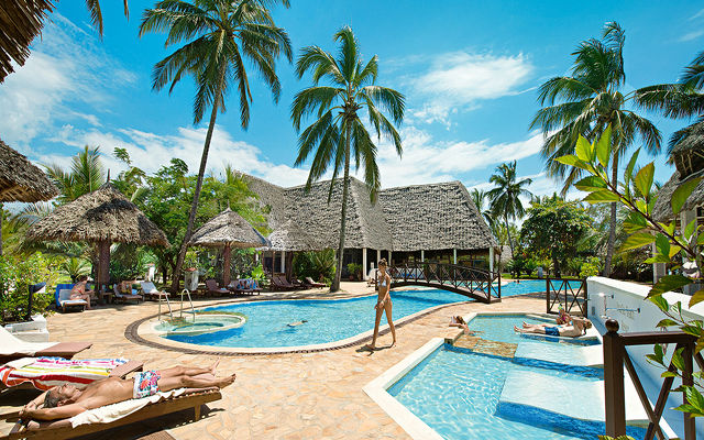 Tanzania - Uroa Bay Beach Resort