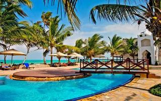 Tanzania - Sultan Sands Island Resor