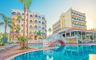 Kipras - Marlita Beach Hotel & Apartments