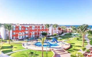 Egipt - SUNRISE GARDEN BEACH RESORT & SPA