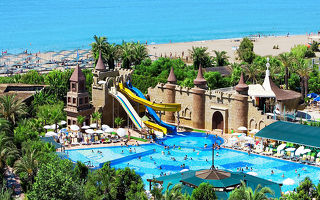 Turcja - Hotel Belek Beach Resort