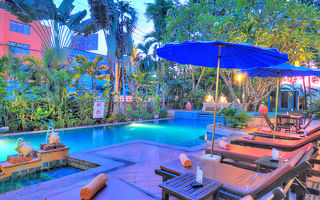 Tajlandia - GAZEBO RESORT PATTAYA (ex. CITIN GARDEN RESORT)