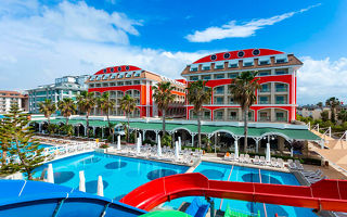 Turcja - ORANGE COUNTY RESORT HOTEL BELEK