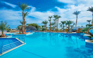 Egipt - SHAMS SAFAGA BEACH RESORT